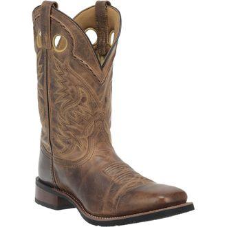 Dan Post® Laredo® Men's Kane Leather Boots in Tan