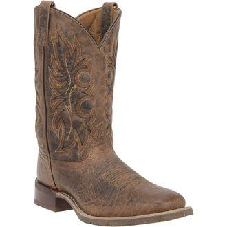 Dan Post® Laredo® Men's Durant Leather Boots in Rust