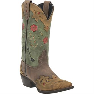 Dan Post® Laredo® Ladies' Miss Kate Leather Boots