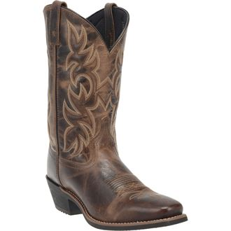 Dan Post® Laredo® Men's Breakout Leather Boots in Rust