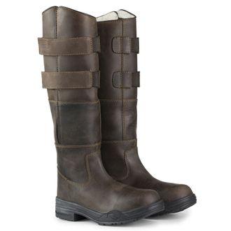Horze Ladies' Rovigo Tall Country Boots