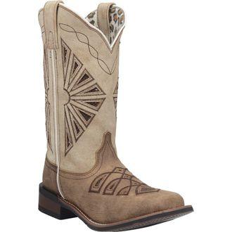 Dan Post® Laredo® Ladies' Kite Days Leather Boots