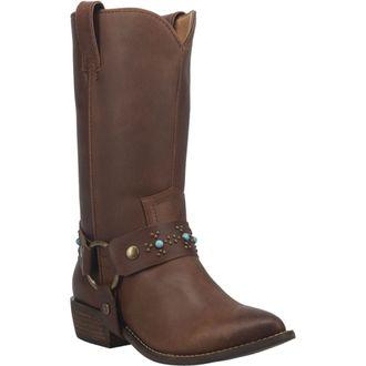 Dan Post® Dingo® Ladies' Appaloosa Leather Boots