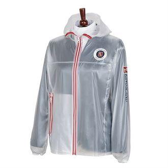 Kingsland Transparent Rain Jacket
