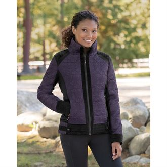 Kerrits Ladies EQ Quilted Moto Jacket