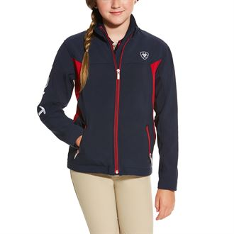 Ariat® Youth Team Soft Shell Jacket