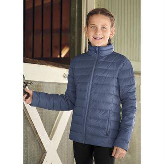 Dover Saddlery® Girls' Winnipeg Packable Down Jacket