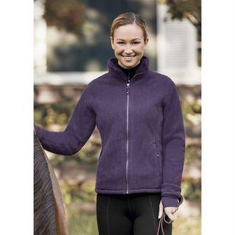 Dover Saddlery® Ladies'Greylock Fleece Jacket