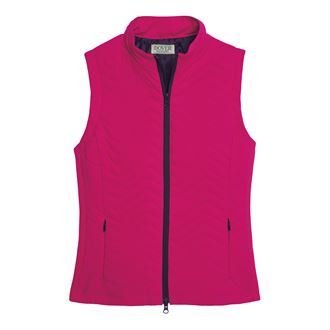 Dover Saddlery® Ladies' Chevron Quilted Vest