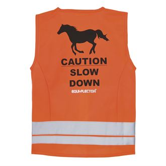 Shires Equi-Flector® Rider Safety Vest<br />