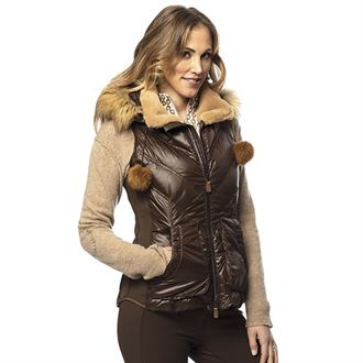 Goode Rider™ Ladies' Luxury Down Vest