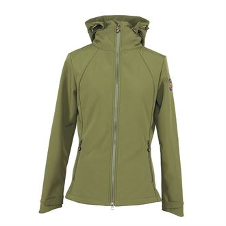 Shires Ladies' AubrionFinchley Soft Shell Jacket