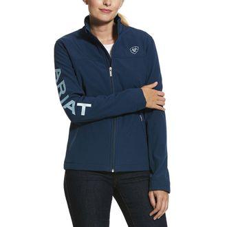 Ariat® Ladies' New Team Soft Shell Jacket