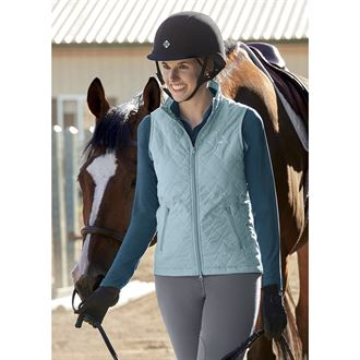 Riding Sport® by Dover Saddlery® Ladies' Quilted Vest