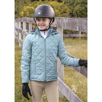 Riding Sport<sup>®</sup> by Dover Saddlery<sup>®</sup> Girls' Essential<sup> </sup>Winter Jacket