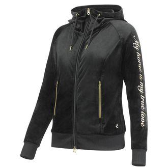 Horze Ladies' Limited Edition CamilleVelour Jacket
