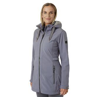 Horze Ladies' Freya Long Soft Shell Jacket