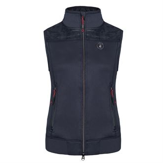 Cavallo® Ladies' Sonny Air Layer Fleece Vest