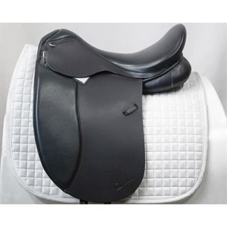 Almost New Circuit® by Dover Saddlery® Premier Dressage Saddle