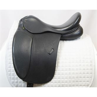 Used Marcel Toulouse Aachen Dressage Saddle