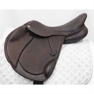 Almost New Circuit® by Dover Saddlery® Premier Monoflap Event Saddle