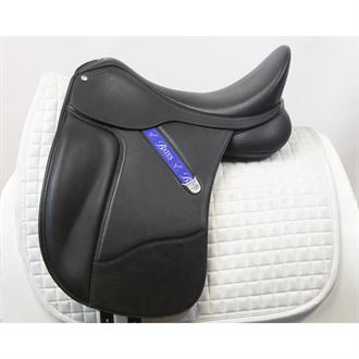 Almost New Bates Dressage+ Luxe Leather Saddle