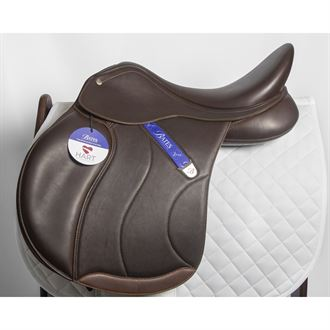 Almost New Bates All-Purpose+ Luxe Leather Saddle