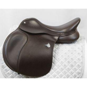 Used Bates All-Purpose Square Cantle (SC) Saddle
