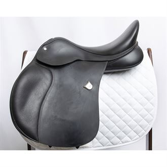 Used Bates All-Purpose Saddle in Heritage Leather with CAIR®