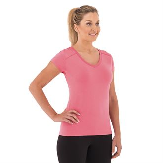 Noble Outfitters™ Karleigh Short Sleeve V-Neck Shirt
