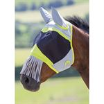 Shires Air Motion Fly Mask with Ears & Nose Fringe
