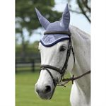 Dover Saddlery® Fly Veil with Piping