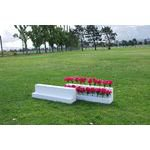2-TIER FLOWER BOX