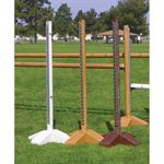 Burlingham Sports Nature's Post Standards with Track