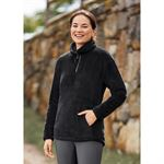 Dover Saddlery® Ladies' Cozy Zip-Neck Top