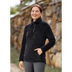Dover Saddlery® Ladies' Cozy Zip-Neck Top