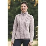 Dover Saddlery® Textured Snap Neck Pullover