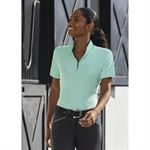 Dover Saddlery® Ladies' CoolBlast® IceFil® Short Sleeve Shirt