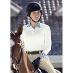 Dover Saddlery® Ladies' CoolBlast® Long Sleeve Show Shirt