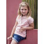 Horseware® Girls' Piqué Polo Shirt