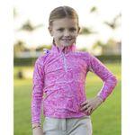 Belle & Bow Equestrian Long Sleeve Sun Shirt