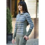 Kerrits® Ladies' Fair Isle Fleece Tech Top