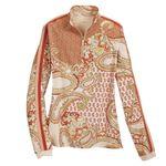 Kastel Denmark Ladies' Paisley Long Sleeve Shirt