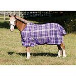 Rider´s International® by Dover Saddlery® Pony Plaid Turnout Sheet