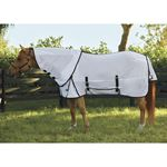 Rider's International® by Dover Saddlery® Removable Neck Fly Sheet with Belly Band