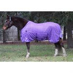 TuffRider® Power Mesh Fly Plaid Sheet