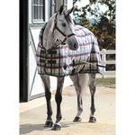 Dover Saddlery® Plaid Cozy Neck Fleece Cooler