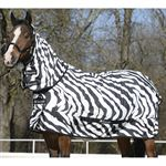 Bucas Zebra Sweet Itch with Full Neck