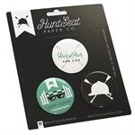Horse Lover's Button Pack