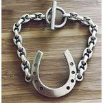 Lilo Collections™ Hildy Horseshoe Bracelet<br />